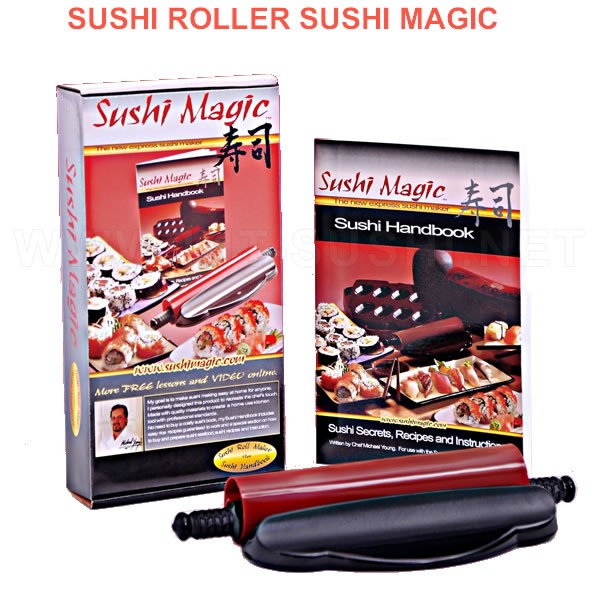 Kit sushi roller Sushi Magic
