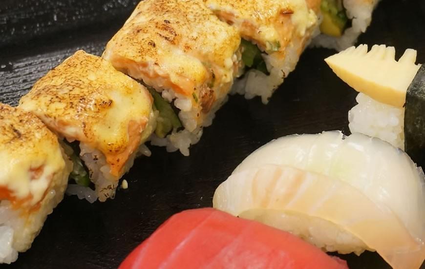 Ingrédients sushi
